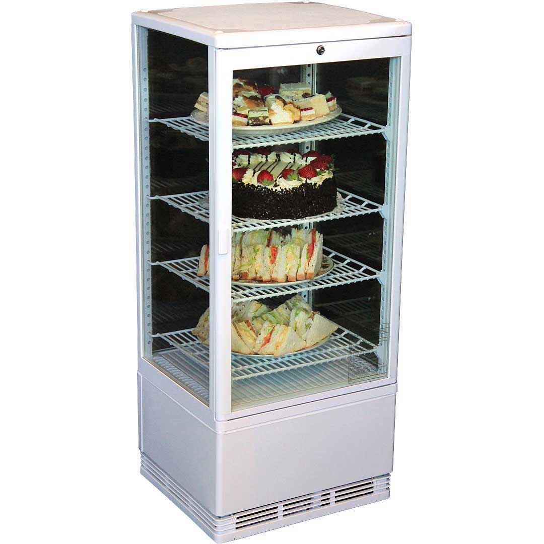 Commercial Cake Sandwich Drink Display Fridge Australia