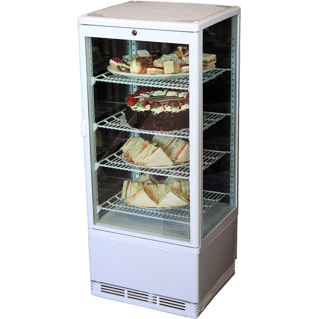 Commercial Cake Sandwich Drink Display Fridge Australia