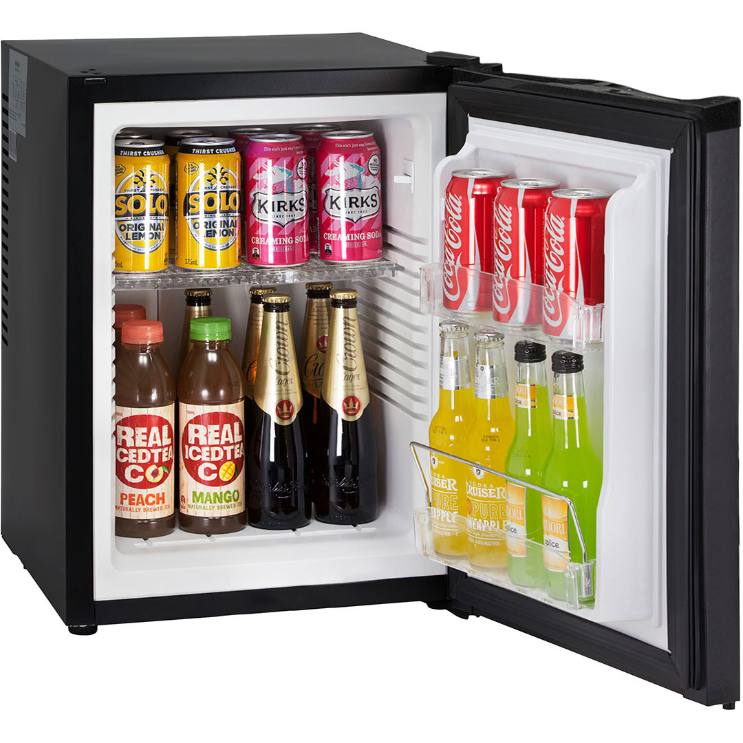Quiet Running Mini Bar Fridges Compact Refrigerator With Lock