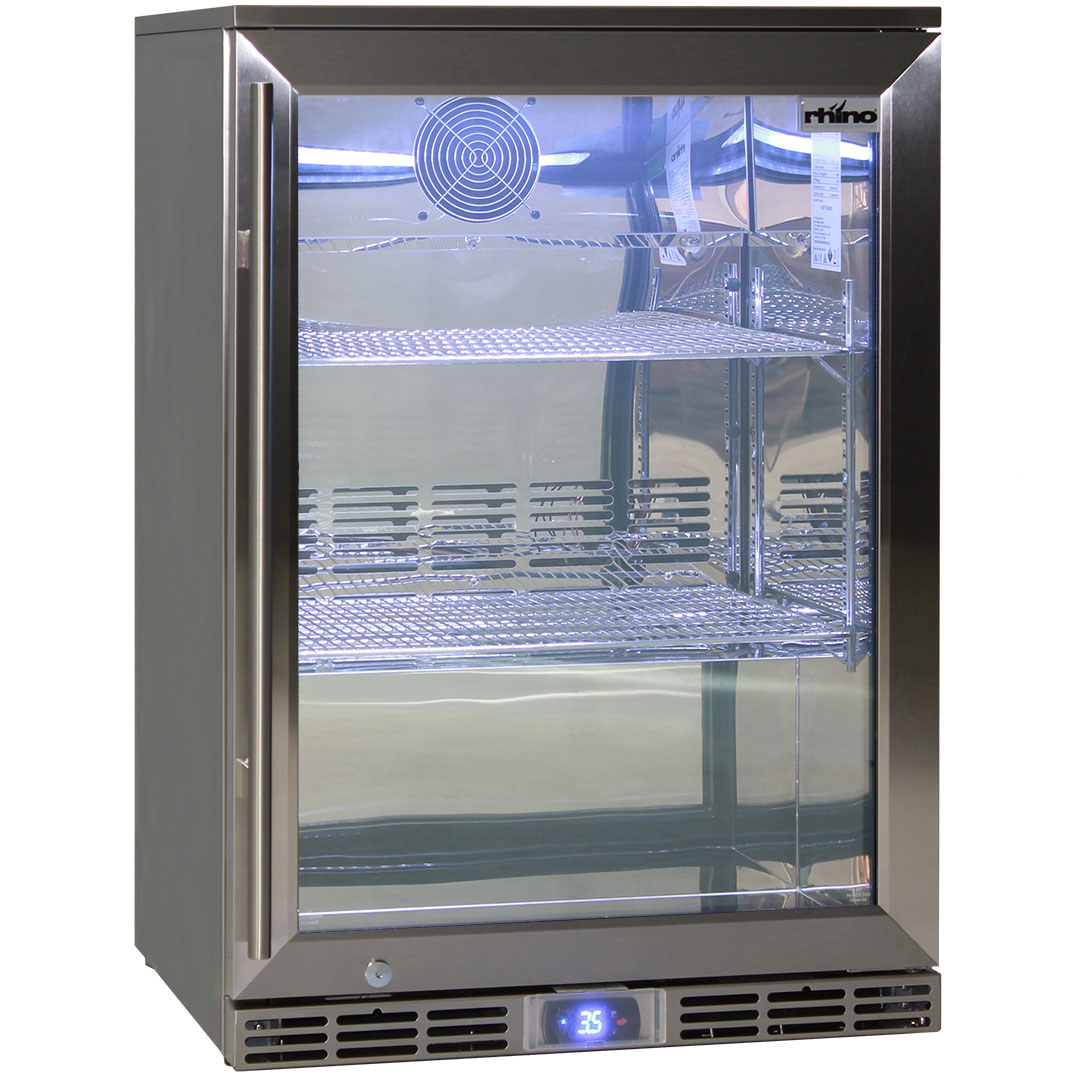 Rhino Energy Efficient Alfresco All Stainless Outdoor