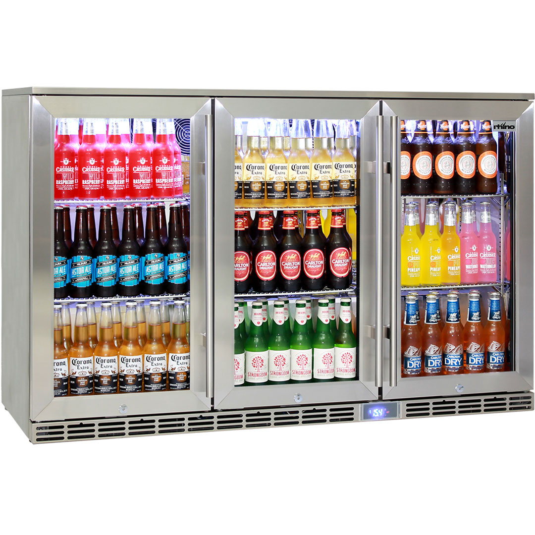 Rhino Gsp3h Ss Alfresco Bar Fridge 2
