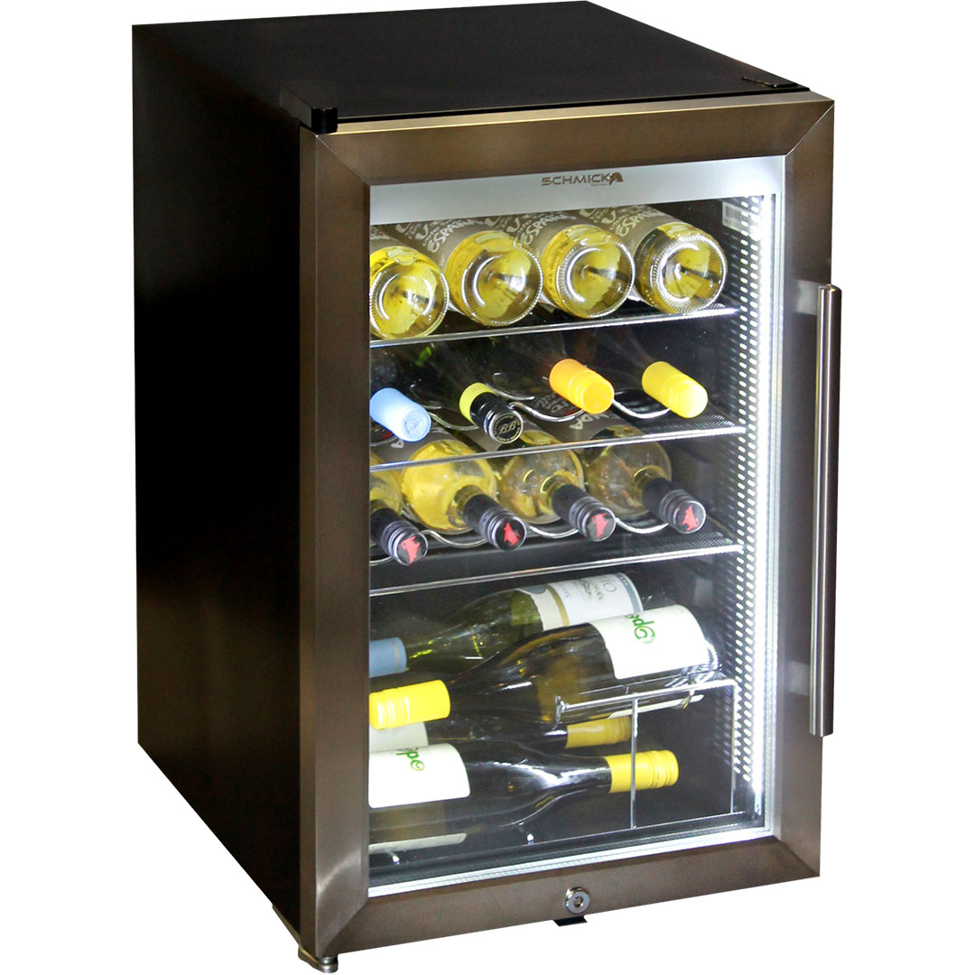 Outdoor Triple Glazed Alfresco Glass Door Bar Fridge With