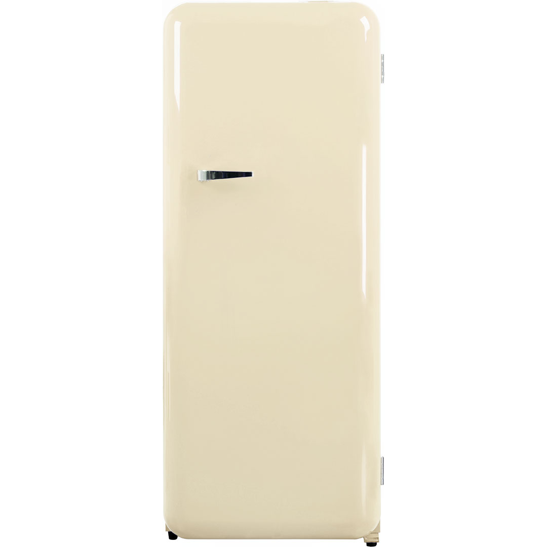 Ivory Retro Vintage Tall Bar Fridge Refrigerator Great For