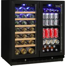 Under-Bench-Quiet-Beer-And-Wine-Combination-Bar-Fridge-Model-JC165  3  ffl2-r6