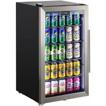 Schmick-98-Litre-Tropical-Bar-Fridge-HUS-SC88-SS- 1  svdt-xi