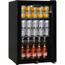 Black-Mini-Quiet-Glass-Door-Bar-Fridge-HUS-SC70-B-Schmick  7  phjt-ia