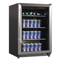 DBC138-Dimplex-Bar-Fridge-130Litre-Beverage-Centre-lr
