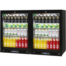 Quiet-Rhino-Glass-Door-Matching-Bar-Fridge ncuy-mf