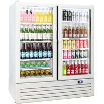 Short-Upright-Commercial-Fridge-2-Door-Schmick-HUS-C480X  3