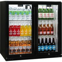 Schmick-Outdoor-Fridge-Black-2Door-SK190-B  8  vubu-0m
