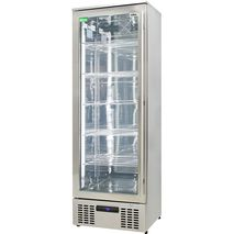 Upright-Stainless-Steel-LOw-Energy-Bar-Fridge-SGT1L-SS  1