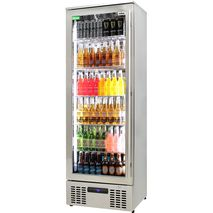 Upright-Stainless-Steel-LOw-Energy-Bar-Fridge-SGT1L-SS  3