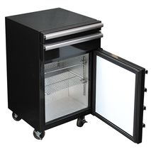 Tool Box Fridge With Real Drawers 50Litre  2