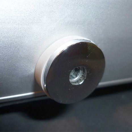 Dellware Little Mini Glass Door Freezer 50Litre Model DW-SD50-(5)