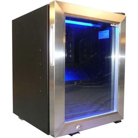 Dellware Milk Fridge Model DW-SC20-Milk For Coffee Machines Dellware-(3)