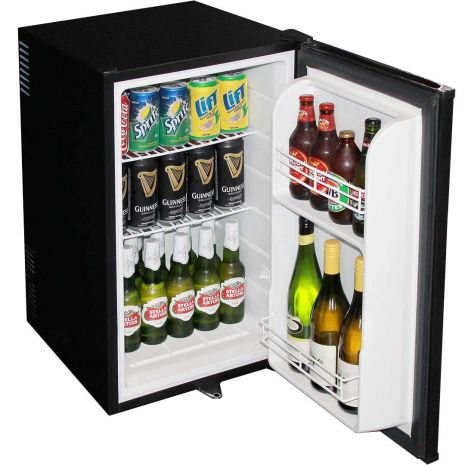 Mini Bar Motel Fridge With Quiet Operation Model BCH70B (2)