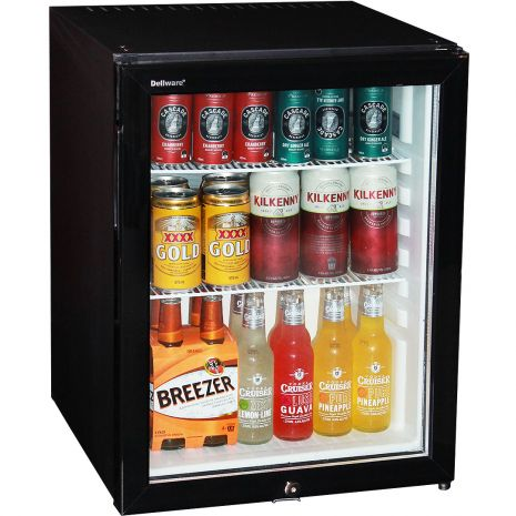 Silent Mini Bar Fridge Dellware 60 Litre (1)