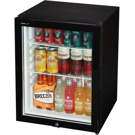 Silent Mini Bar Fridge Dellware 60 Litre (2)