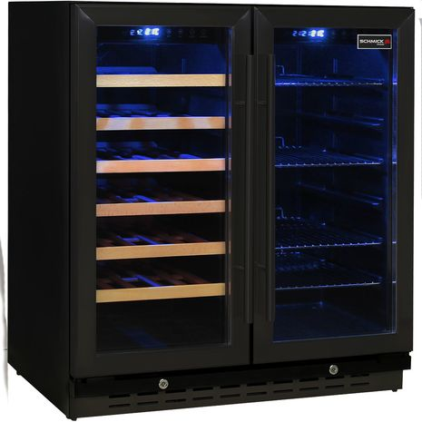Under-Bench-Quiet-Beer-And-Wine-Combination-Bar-Fridge-Model-JC165  2  gmif-85