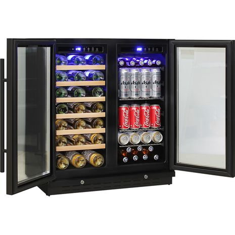 Under-Bench-Quiet-Beer-And-Wine-Combination-Bar-Fridge-Model-JC165  5  zxg2-hq
