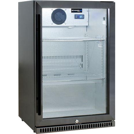 Schmick-1Door-Alfresco-Refrigerator-SK118R-BS  7
