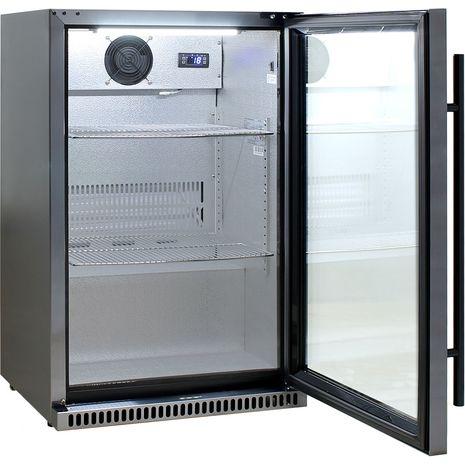 Schmick-1Door-Alfresco-Refrigerator-SK118R-BS  8