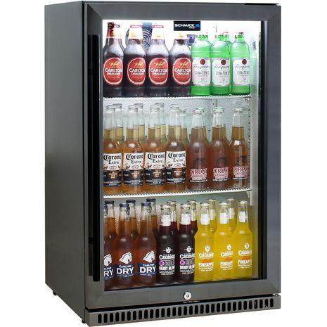 Schmick-1Door-Alfresco-Refrigerator-SK118R-BS  9