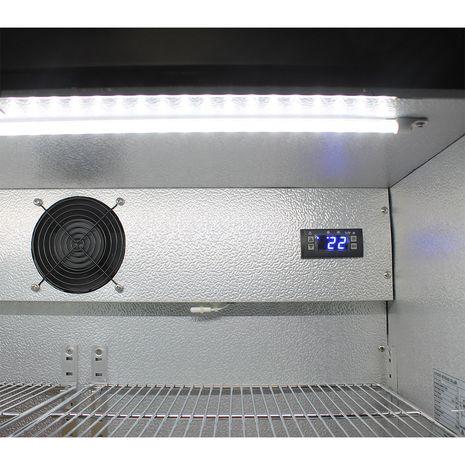 Schmick-Alfresco-2-Door-Heated-Glass-Fridge-White-Led-SK190-B  8  mv67-4j
