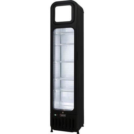 Skinny-Thin-Upright-Glass-Door-Bar-Fridge-SK135  1 LHH