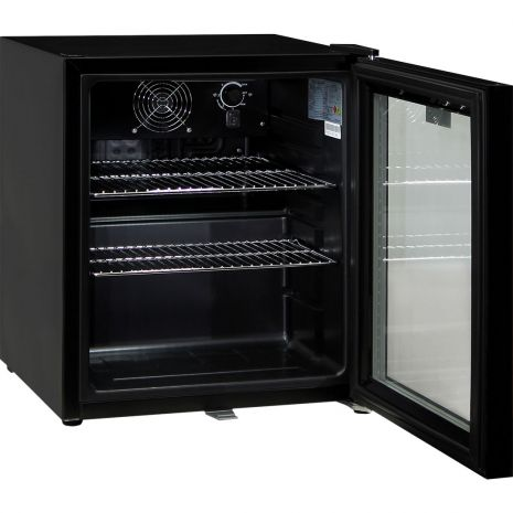 Black-Glass-Door-Mini-Bar-Fridge-50-Litre-HUS-SC50AB  6