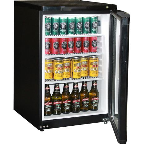 Dellware-J85-Glass-Door-Commercial-Bar-Fridge-(3)