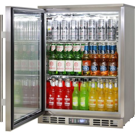 Rhino-Glass-Door-Bar-Fridge-Stainless-Steel-Alfresco-SG1L-SS  6