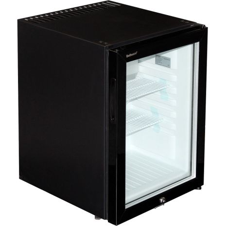 Silent Dellware Mini Glass Door Bar Fridge 40Litre (3)