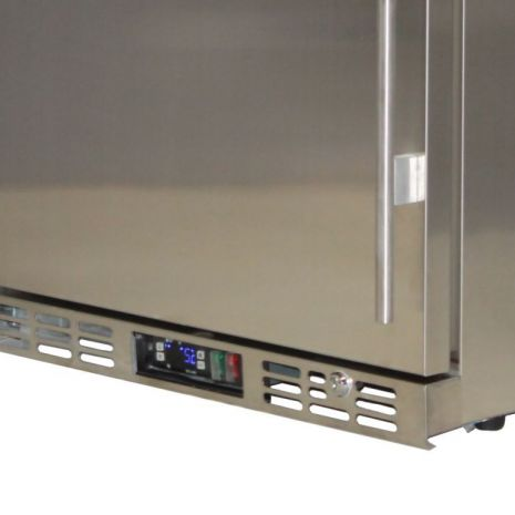 BarFridgeAllStainless1DoorRhino-control