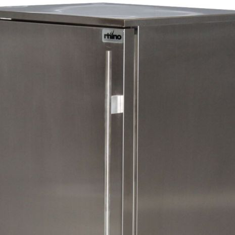 BarFridgeAllStainless1DoorRhino6-Handle