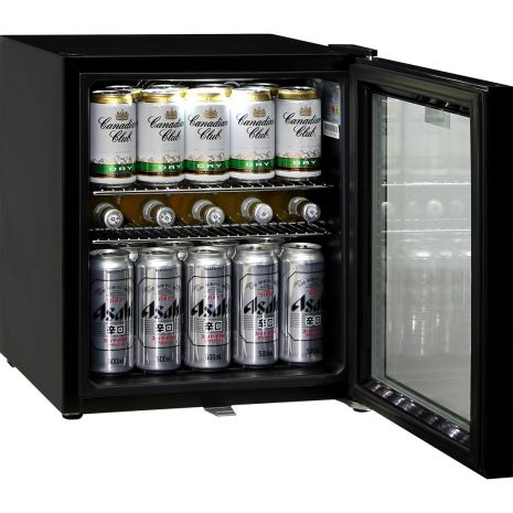 Black-Glass-Door-Mini-Bar-Fridge-50-Litre-HUS-SC50AB  8