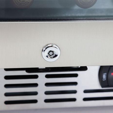 Dual-Zone-Wine-Fridge-YC100D-Lock