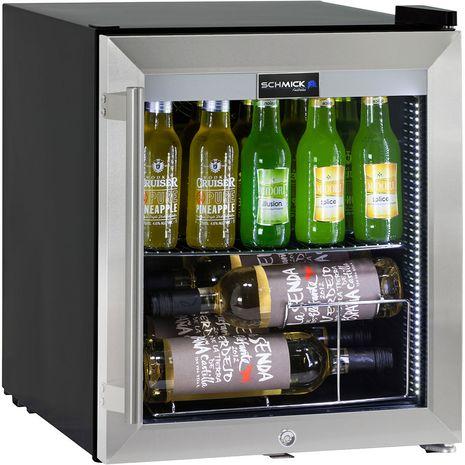 Mini-Bar-Fridge-Glass-Door-Alfresco-Quiet-HUS-SC50-SS  2