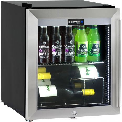 Mini-Bar-Fridge-Glass-Door-Alfresco-Quiet-HUS-SC50L-SS  2