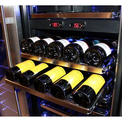 Schmick-Upright-Beer-Wine-Matching-Bar-Fridge (8) jz17-ss