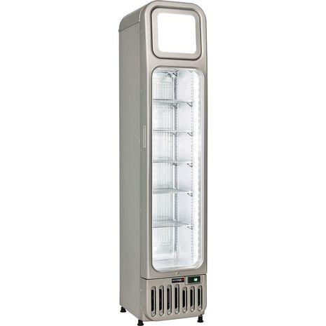 Tall-Skinny-Thin-Bar-Fridge-Glass-Door-Schmick-SK135R-S  1