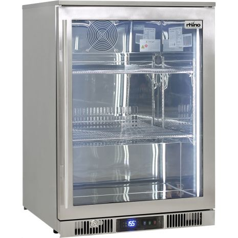Rhino-ENVY-1-Door-Alfresco-316-Stainless-Bar-Fridge  1