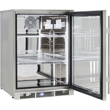 Rhino-ENVY-1-Door-Alfresco-316-Stainless-Bar-Fridge  3