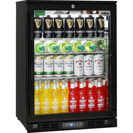 Rhino-Glass-Commercial-Bar-Pub-Fridge-Black-SG1R-B  5