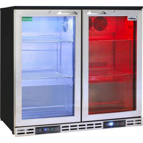 Rhino-Commercial-Dual-Zone-Cold-Beer-Froster-SG2H-DZ  3