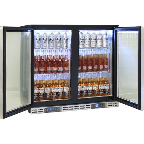 Rhino-Commercial-Dual-Zone-Cold-Beer-Froster-SG2H-DZ  5