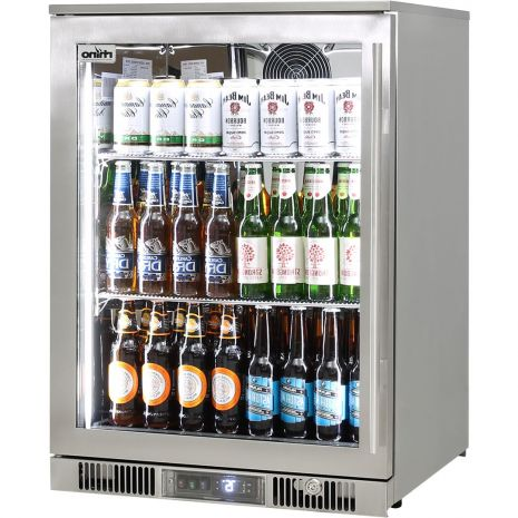 Rhino-ENV1L-SS-Alfresco-316-Stainless-Bar-Fridge-Left-Hinged  5
