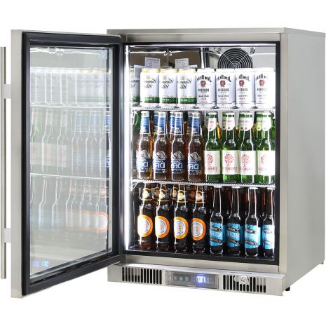 Rhino-ENV1L-SS-Alfresco-316-Stainless-Bar-Fridge-Left-Hinged  7