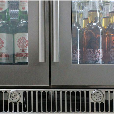 Rhino-Envy-3-Door-Bar-Fridge-Energy-Efficient-Alfresco-Outdoor-rated-ENV3H-SS  12