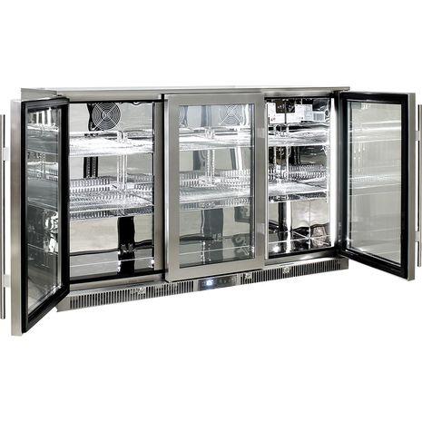 Rhino-Envy-3-Door-Bar-Fridge-Energy-Efficient-Alfresco-Outdoor-rated-ENV3H-SS  3